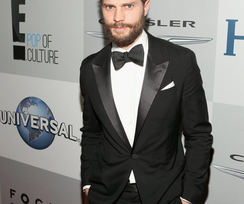 """Jamie Dornan bleibt """"Shades of Grey"""" erhalten"""
