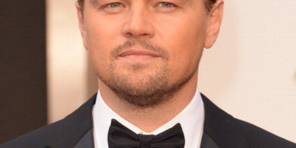 Leonardo DiCaprio shoppt Kunst mit Toni Garrn