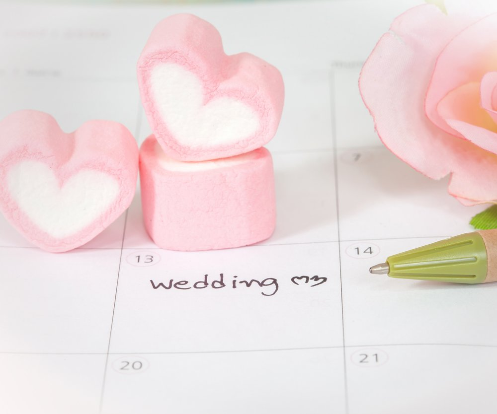 Hochzeit planen Stress vermeiden