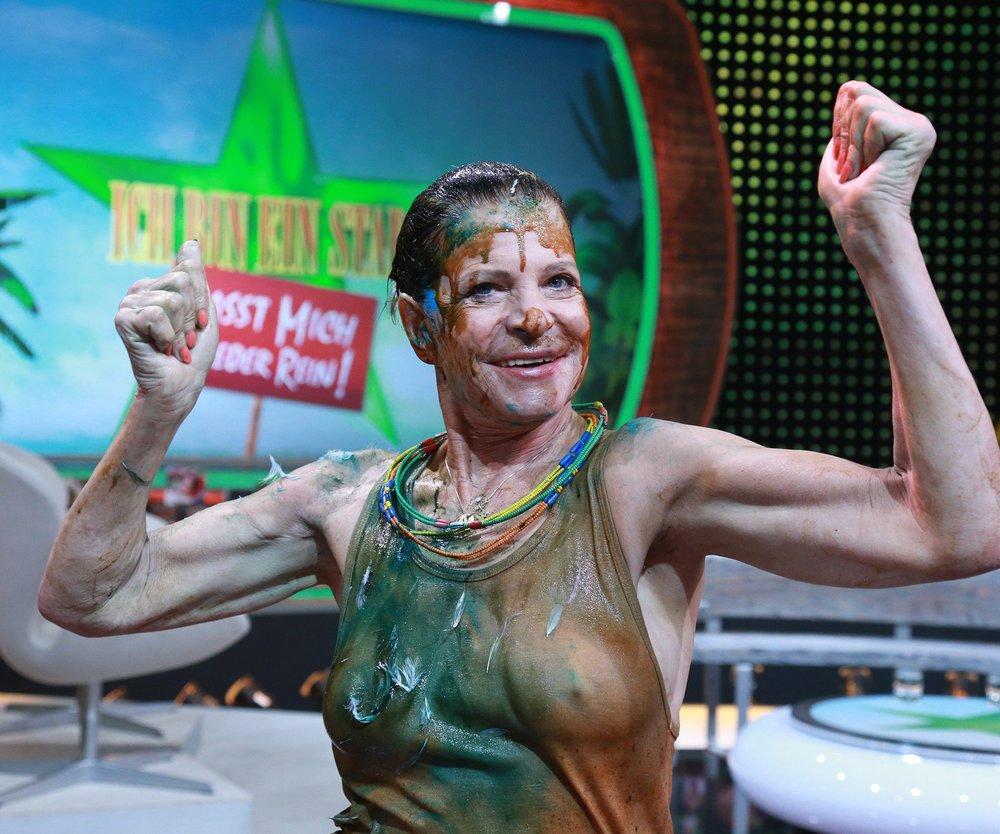 Dschungelcamp: Barbara Engel darf vielleicht wieder rein!