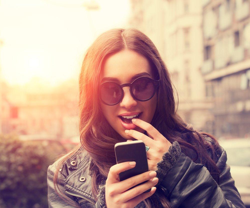 Versaute SMS
