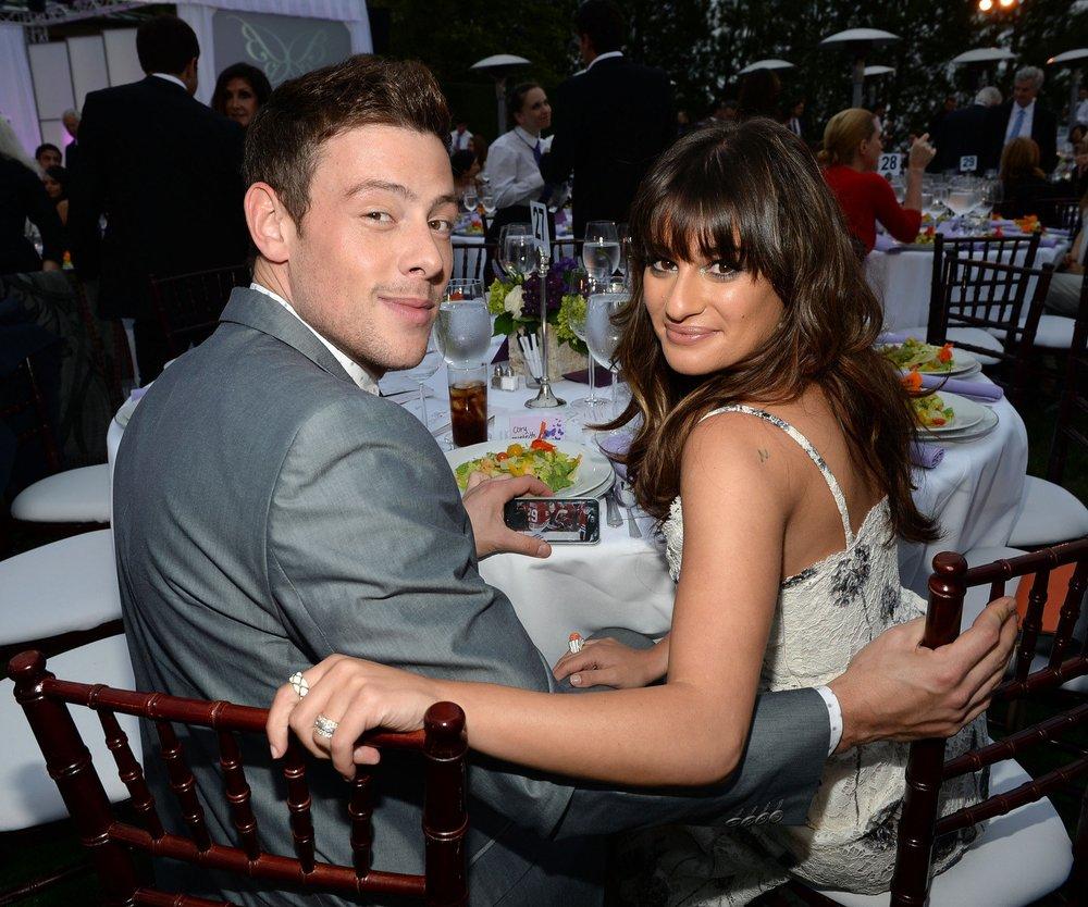 Glee: Lea Michele plant Abschiedsepisode für Cory Monteith