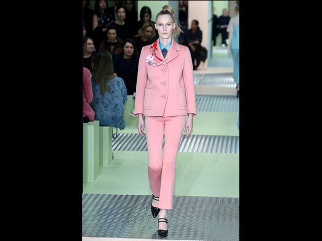 Fall/Winter 2015/16 Women's collection by Prada