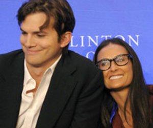 Ashton Kutcher und Demi Moore: Danke Arnold Schwarzenegger!