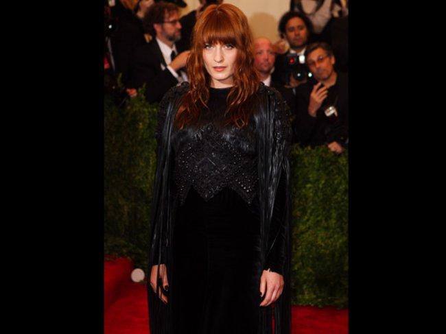 Sängerin Florence Welch