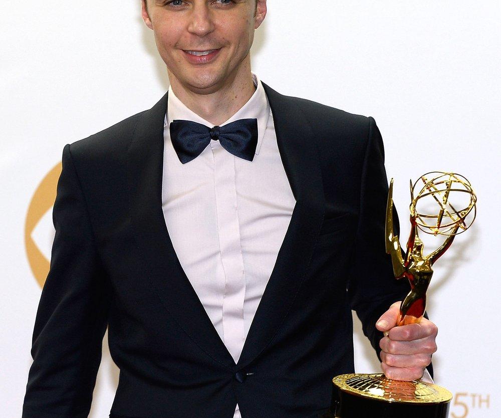 Big Bang Theory: Jim Parsons bedankt sich bei seinem Freund