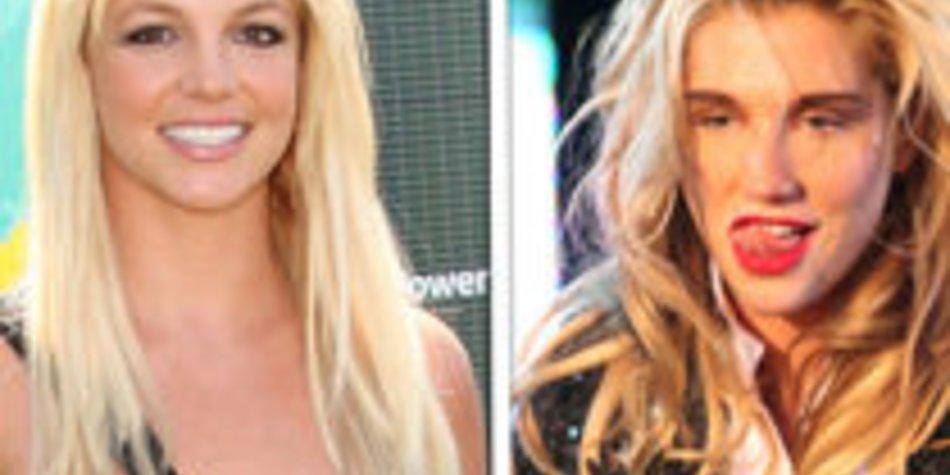 Ke$ha: Nacktbaden mit Britney Spears!