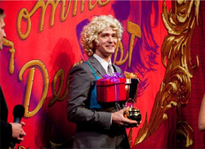 Justin Timberlake - Gewinner des BRIT Awards
