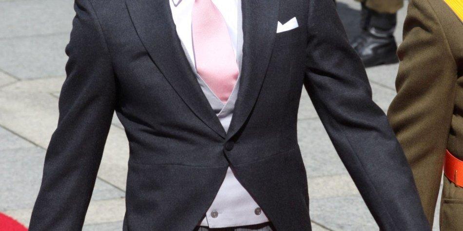 Luxemburg-Hochzeit – Jetzt heiratet Prinz Félix!
