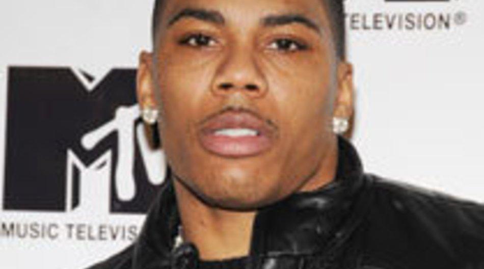 Rapper Nelly modelt