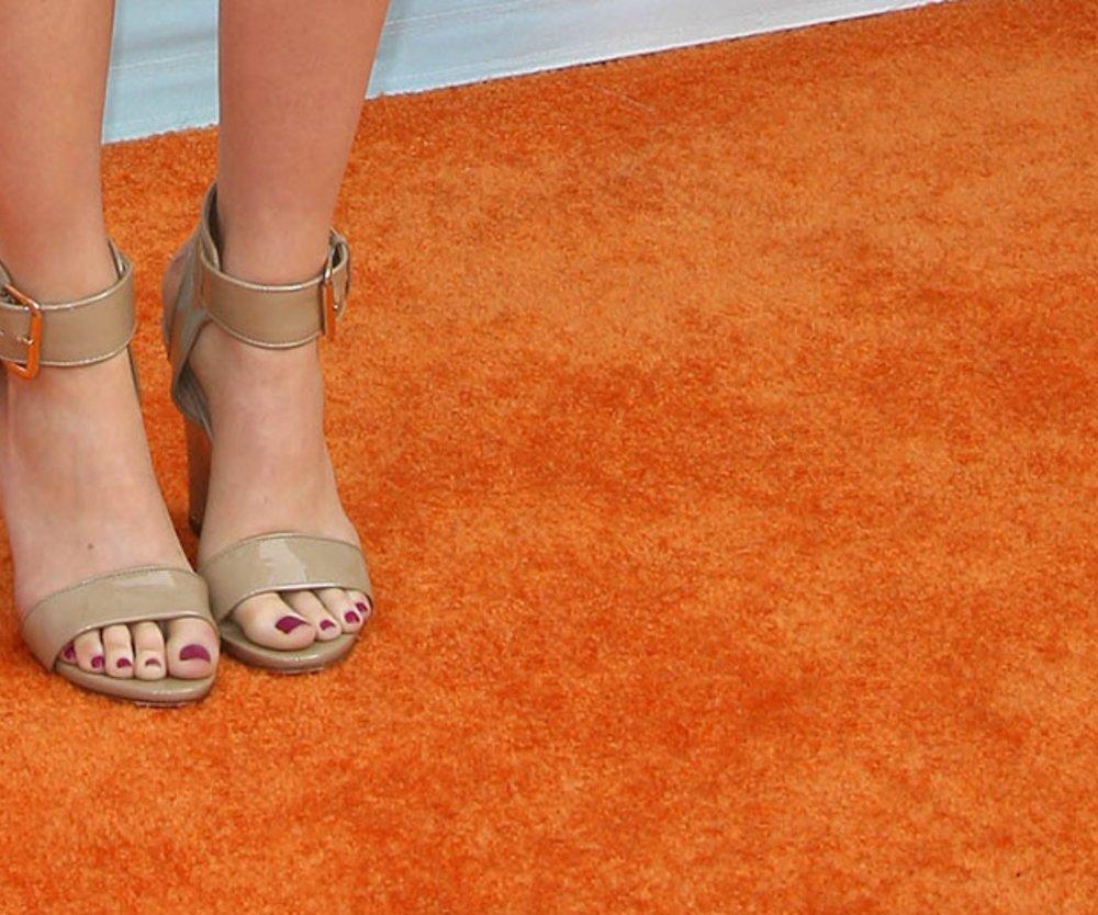 Promi-Füße