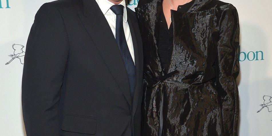 Uma Thurman: Hat sie ihre Verlobung gelöst?