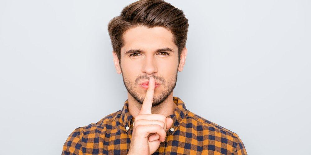 Sagt dein Freund dir wirklich alles? Hier sprechen Männer Klartext und geben zu, was sie ihren Freundinnen tatsächlich niemals verraten würden...