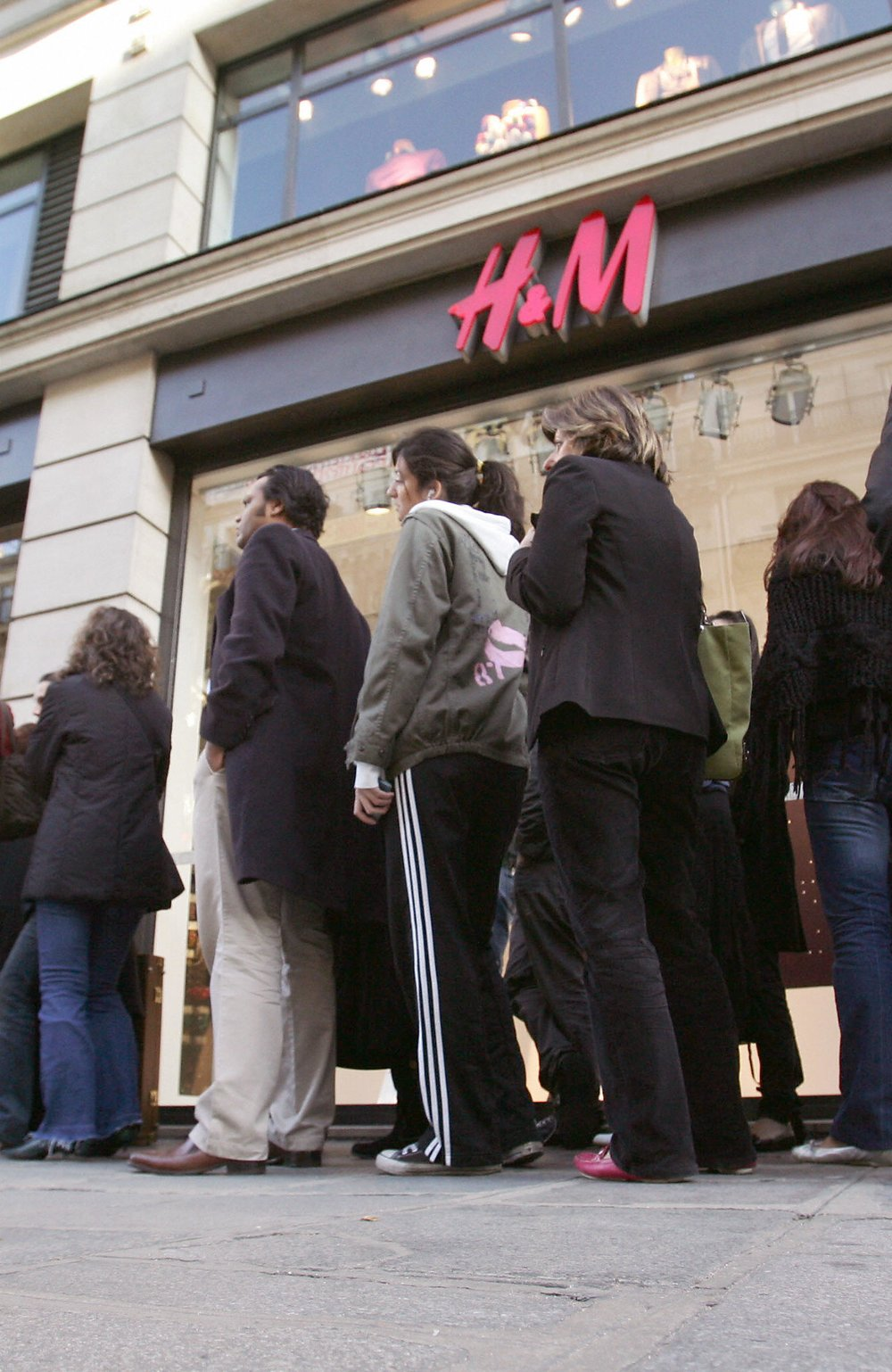 H&M-Outletstore