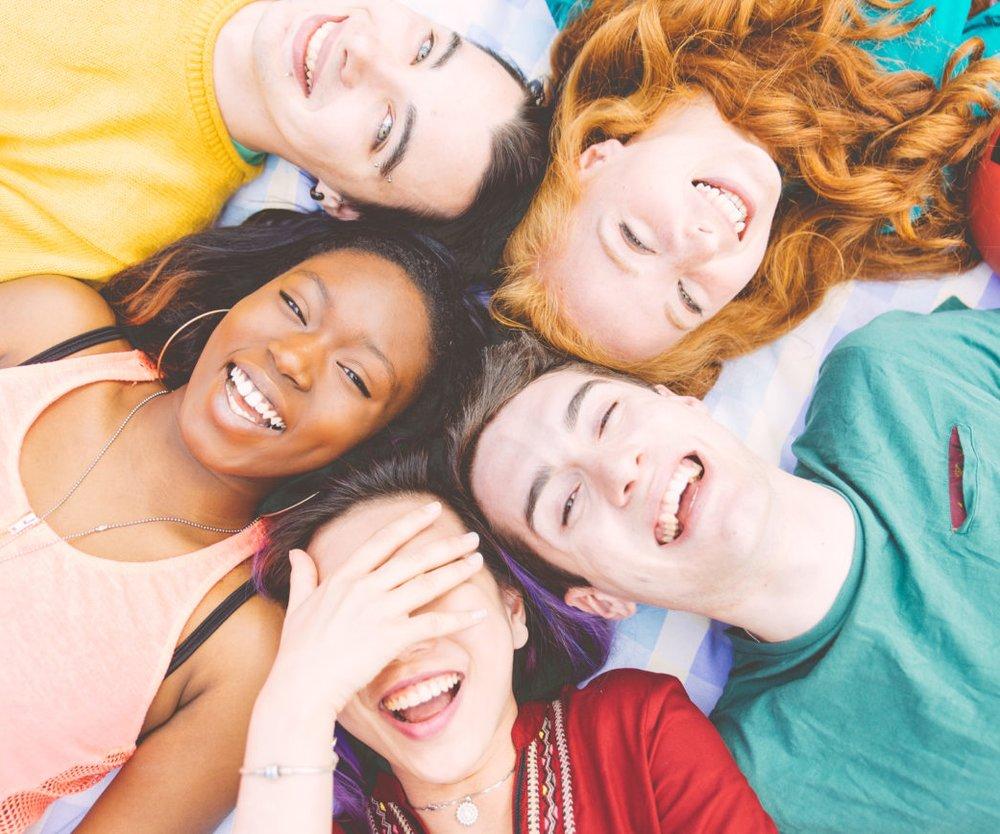 Partyspiele für Teenager