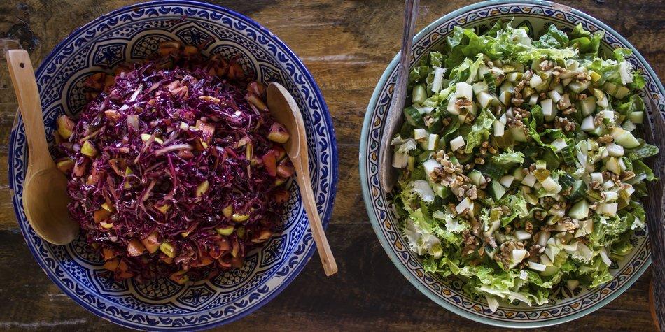 Vegane Ernährung: Gesund durch den Alltag