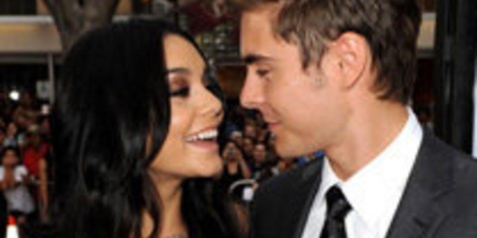 Zac Efron und Vanessa Hudgens: Gibt es ein Liebescomeback?