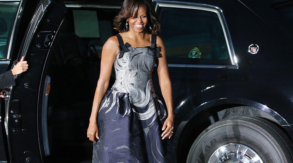 Michelle Obama in Berlin