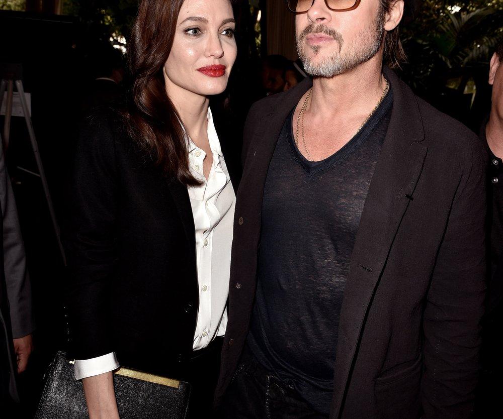 Angelina Jolie und Brad Pitt: Kommt bald Kind Nummer sieben?