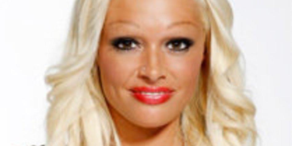 Daniela Katzenberger - zwei Blondinen fahren ihre Krallen aus