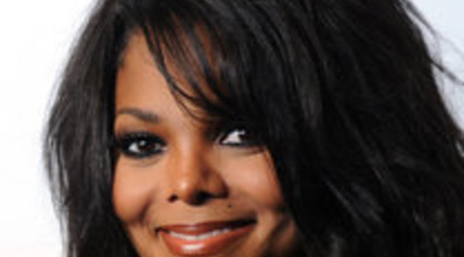 "Janet Jackson: auf dem ""Wonderland""-Cover"