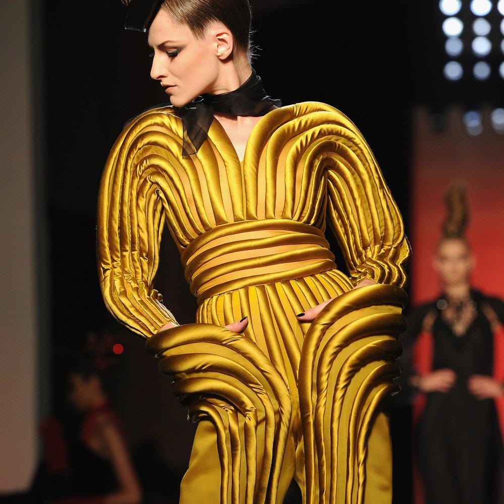 Haute Couture Paris: Manege frei für Jean Paul Gaultier