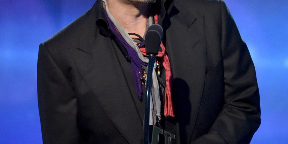 Johnny Depp: Leidet er unter Liebeskummer?