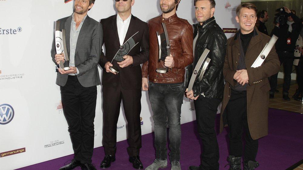 Take That: Gary Barlow verspricht ein neues Album