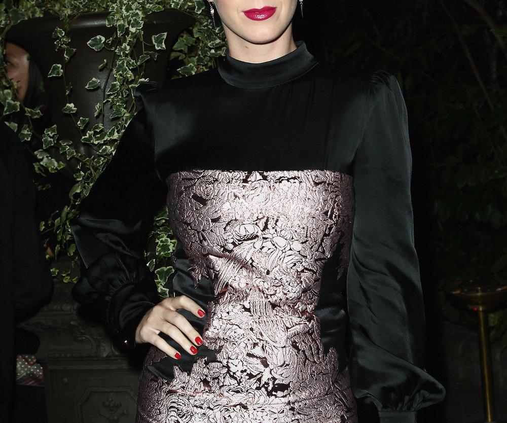 Katy Perry bleibt anständig