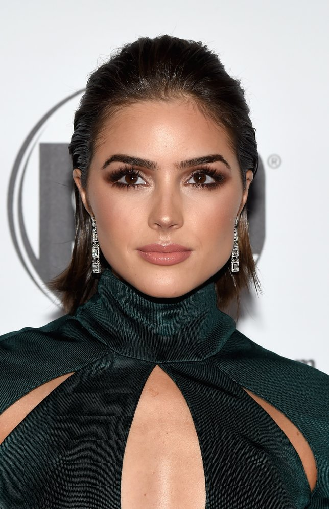 LAS VEGAS, NV - DECEMBER 20:  Judge Olivia Culpo attends the 2015 Miss Universe Pageant at Planet Hollywood Resort & Casino on December 20, 2015 in Las Vegas, Nevada.  (Photo by Ethan Miller/Getty Images)