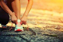 Sport an der frischen Luft klappt im September meist noch gut!
