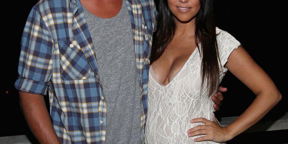 Kourtney Kardashian: Steht ihre Beziehung vor dem Aus?
