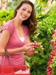 Vitamine und Nährstoffe wirken sich positiv auf Fruchtbarkeit aus.