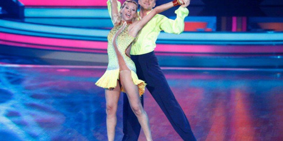 Let`s Dance: Willi Gabalier als süßer Frauenschwarm auf dem Tanzparkett