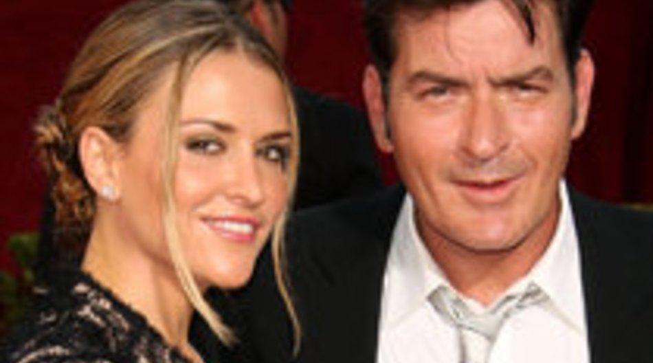 Charlie Sheen muss sich von Brooke Mueller fernhalten