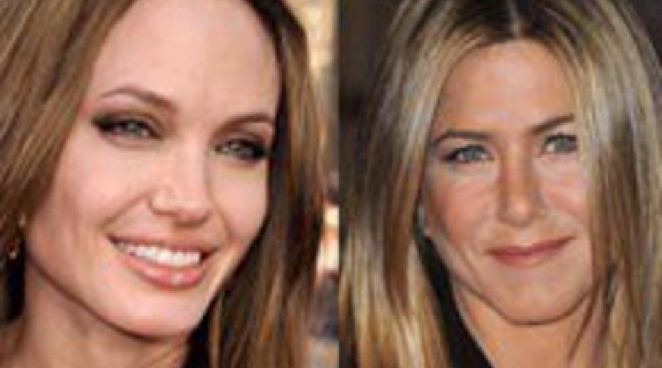 Jennifer Aniston und Angelina Jolie: Der Kampf geht weiter