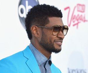 Usher weint vor Gericht