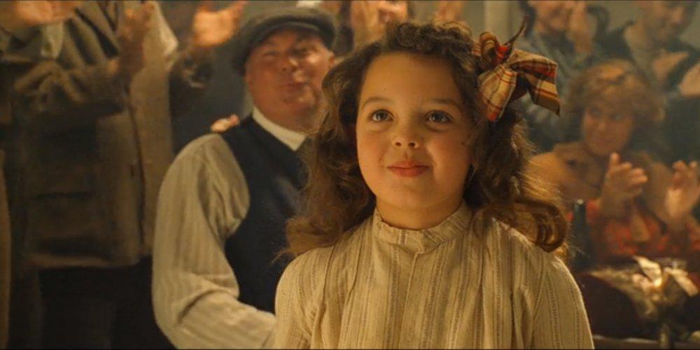 """So sieht die kleine Cora aus """"Titanic"""" heute aus!"""