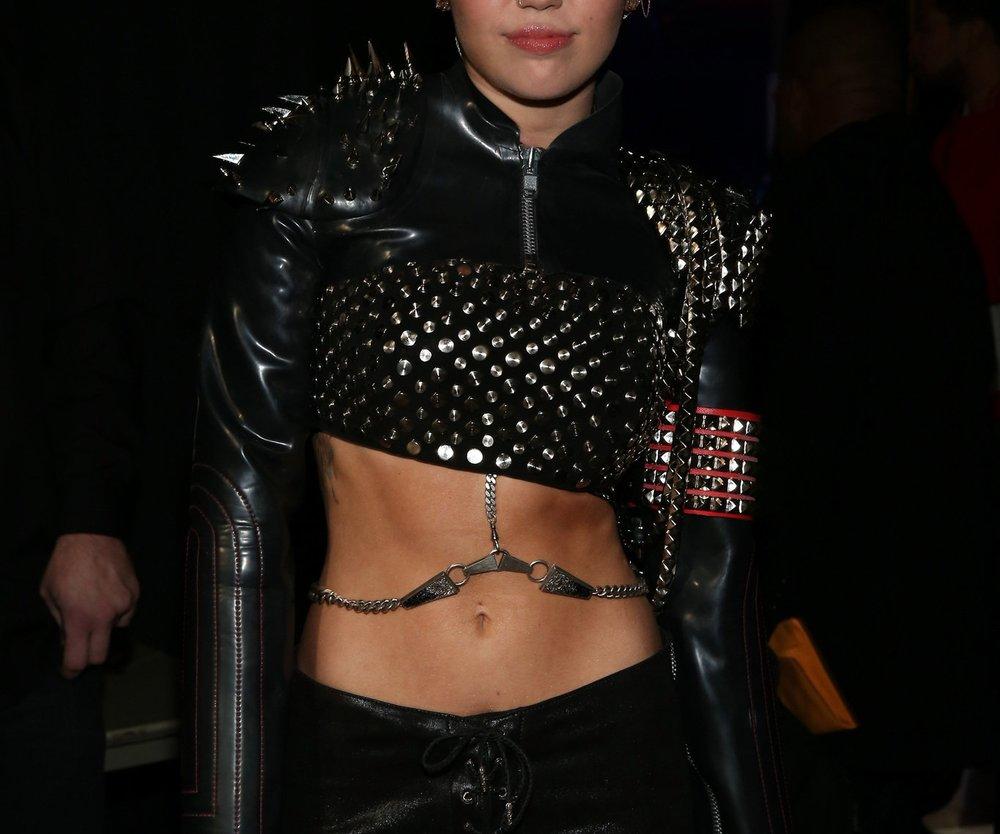 Miley Cyrus: Erotische Träume von Katy Perry
