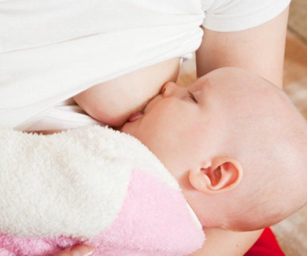 Muttermilch für Dein Kind