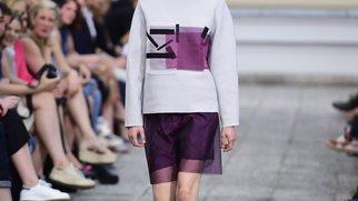 Fashion Week Berlin: Vladimir Karaleev maritim und minimalistisch