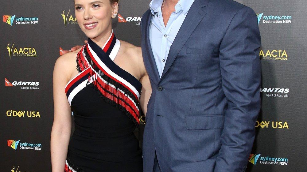 """Scarlett Johansson: """"Chris Hemsworth ist schockierend gutaussehend"""""""