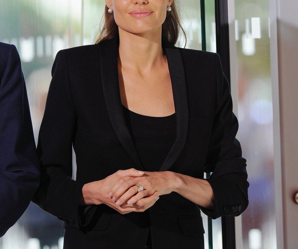 Angelina Jolie: Ist sie neidisch auf Amal Alamuddin?