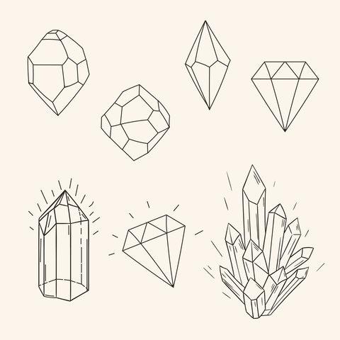 Diamant Noir Tattoo Ideen Walltattoo Tatowierungen 2