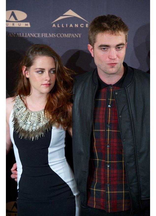 Robert Pattinson und Kristen Stewart rauchen gemeinsam sehr viel