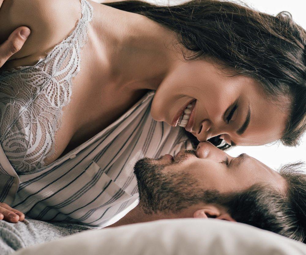 Frauen initiieren Sex