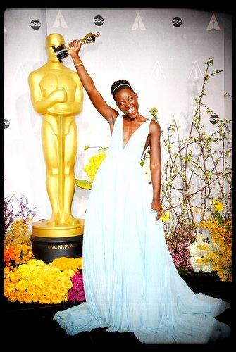 Lupita Nyong'o gewann einen Oscar