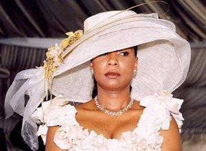 Kongo Hochzeit