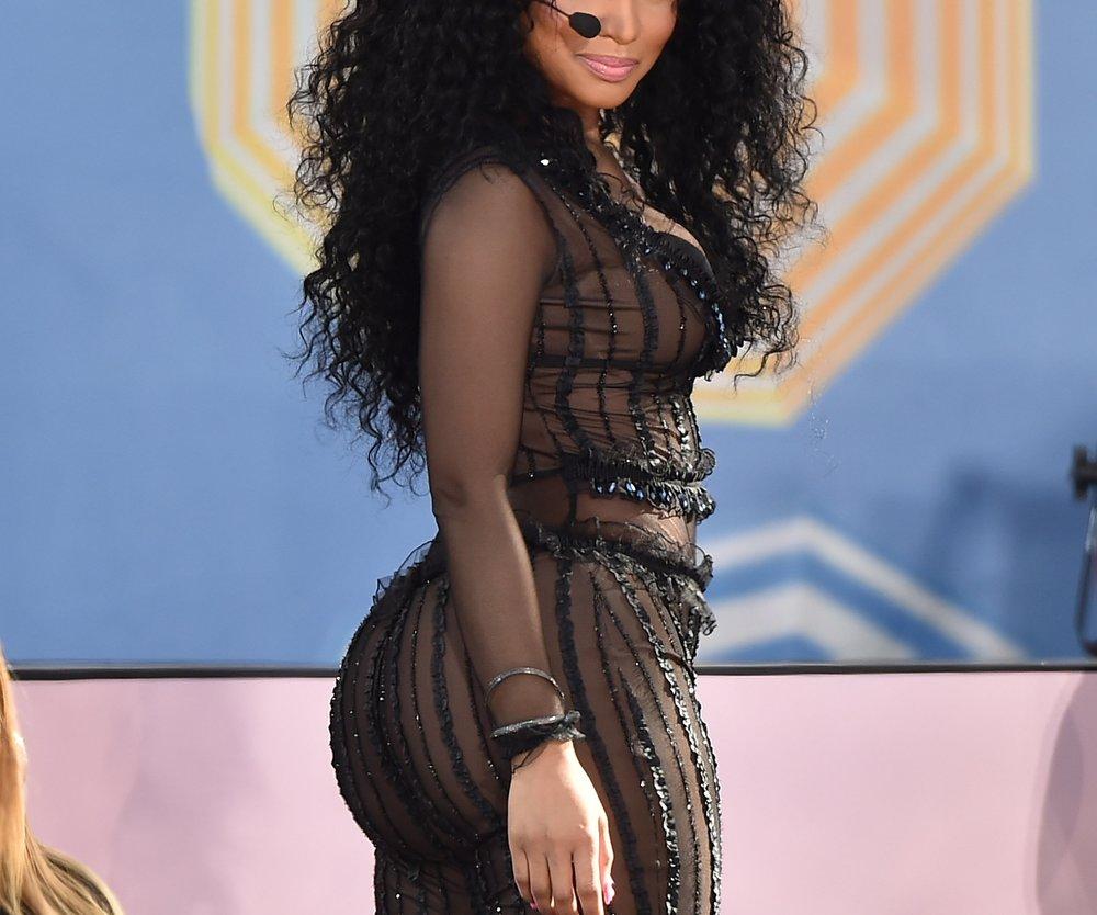"Nicki Minaj wird zur ""Sexiest Wachsfigur alive"""