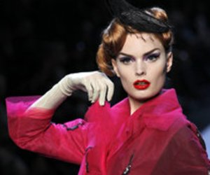 Fashion Week Paris: John Galliano für Christian Dior